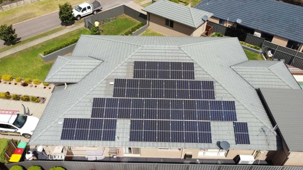 Residential Solar System Installers - CJ Electrical & Solar