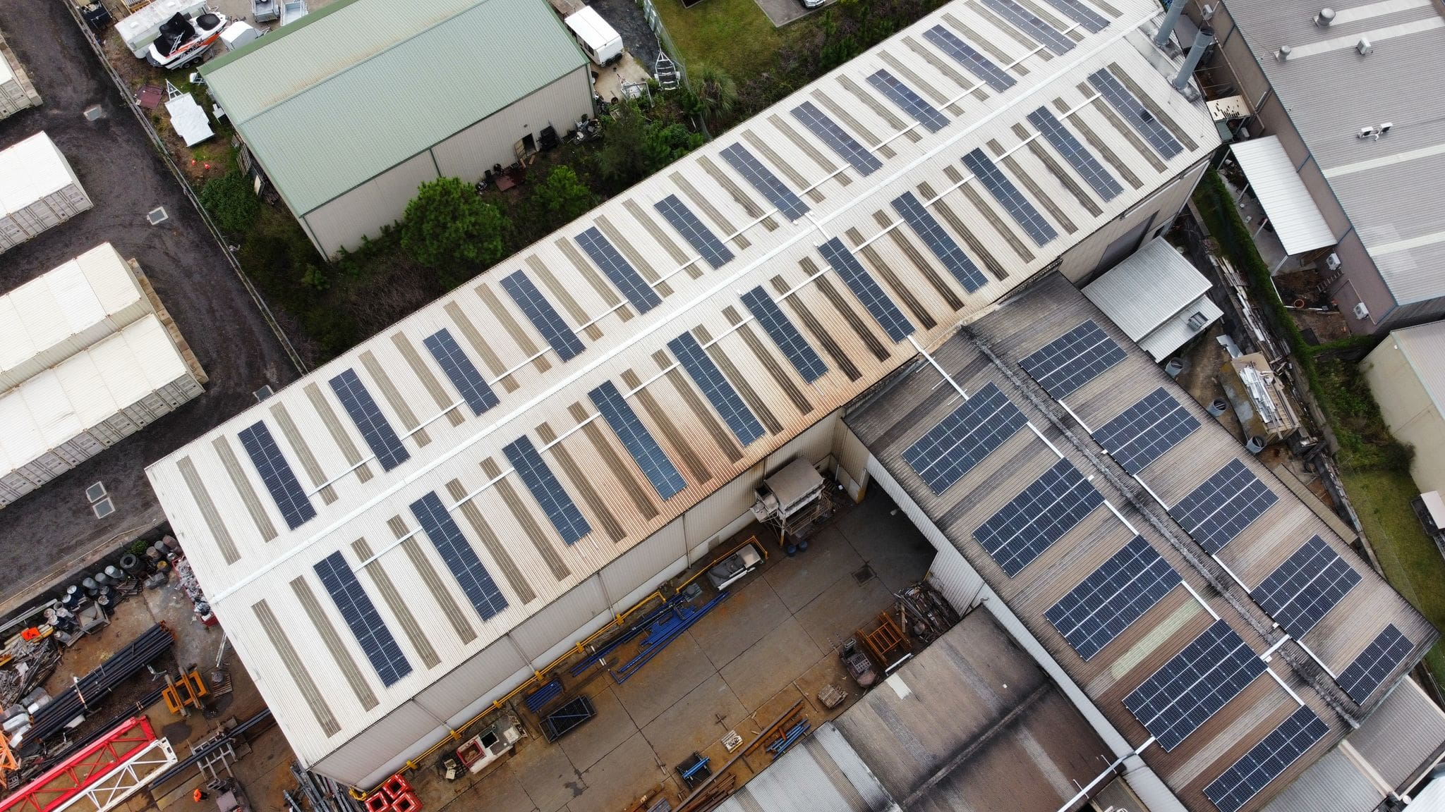 Commercial Solar System Installers - CJ Electrical & Solar