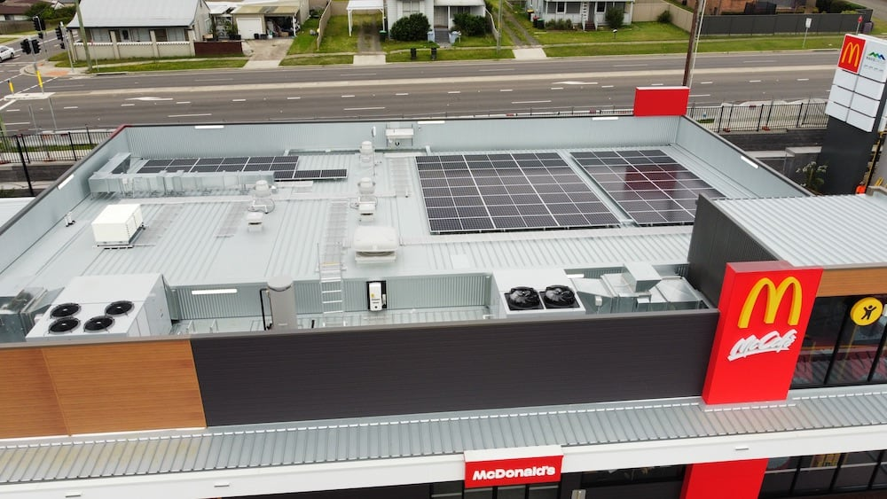 Commercial Solar »